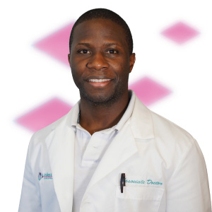 Dr Andrew Etuk of Accident & Injury Chiropractic